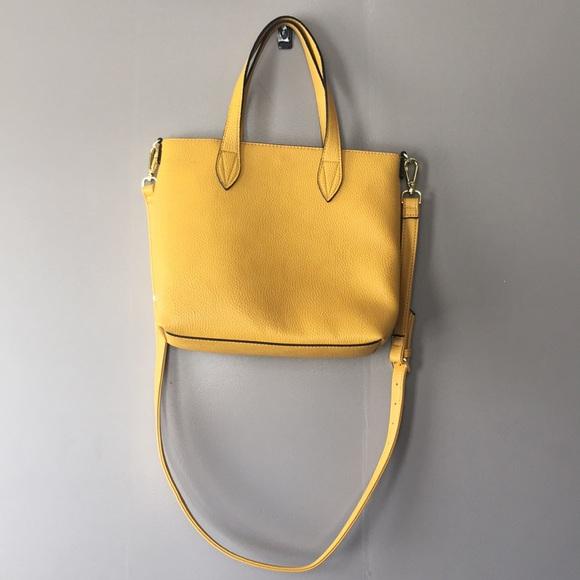 Steve Madden Handbags - Steve Madden Mustard Bag
